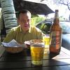 Beer stop in the Palermo neighborhood.