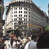 Buenos Aires. Former Boston Bank building