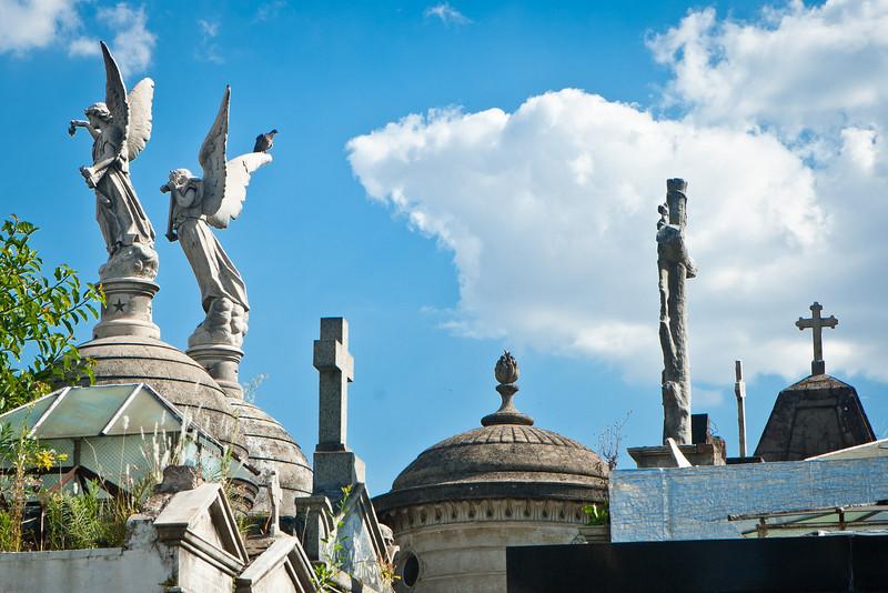 Recoleta Cemetery.<br /> Buenos Aires, Argentina, December 2010