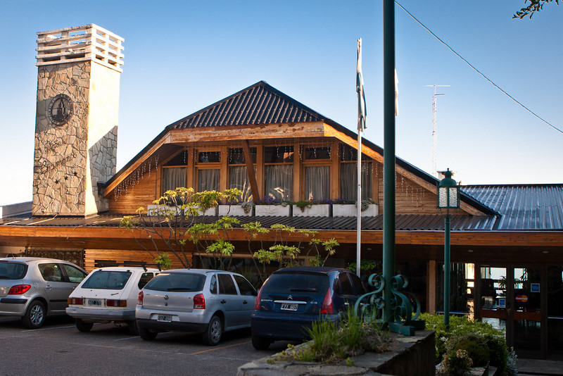 Hotel Chamonix, where I stayed in Bariloche.