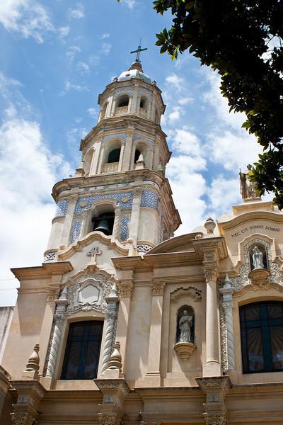 San Telmo church.