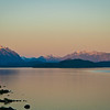 Early morning before sunrise on Lake Nahuel Huapi, Bariloche.<br /> From Cacique Guacayal hotel, a couple of doors down from my hotel.