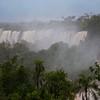 Salto San Martin at Iguazu Falls.