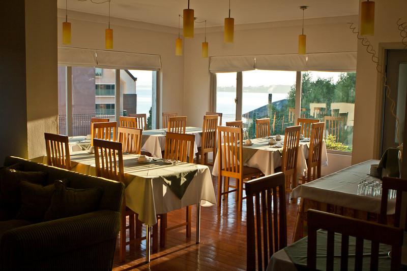 Hotel Aura, Puerto Varas, Chile. Where I stayed. I really liked Puerto Varas alot.