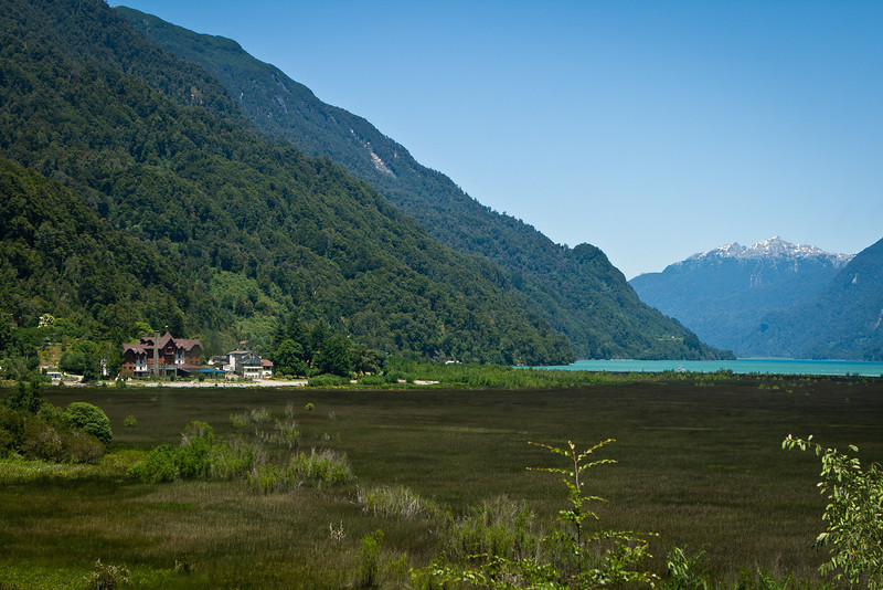 Peulla, Chile. And Lake Todos Santos.