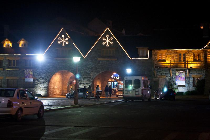 Bariloche civic center