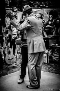 ...to tango