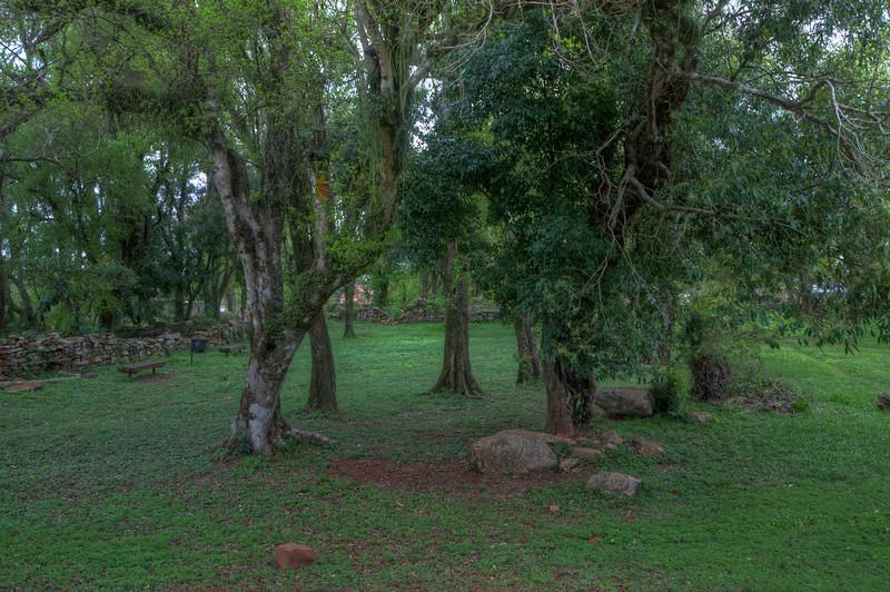HDR photo at the San Ignacio missions.