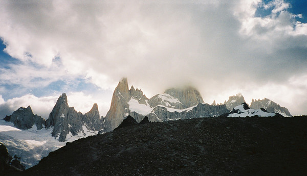 Argentina/Chile - February 2004
