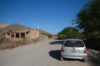 Up on Nacional Ruta 40 to Cachi 001