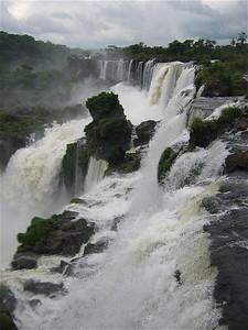 Iguazu Cataratas, Argentinië.