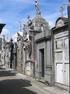 La Recoleta, Buenos Aires, Argentinië.