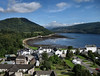 View from Duke's Tower, Inverary