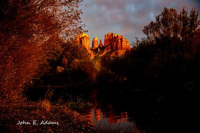 Cathedral Rock Sedona Arizona