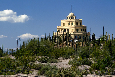 Tovrea Castle, Phoenix Arizona, 1987.