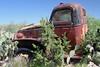 Red Truck<br /> Cordes, Arizona
