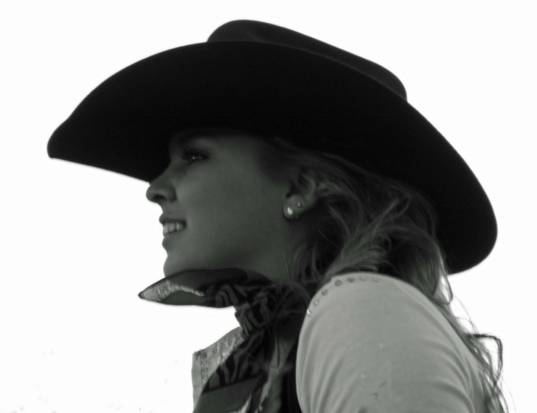Riding high at the rodeo, Arizona