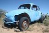 Blue Volkswagon<br /> Cordes, Arizona