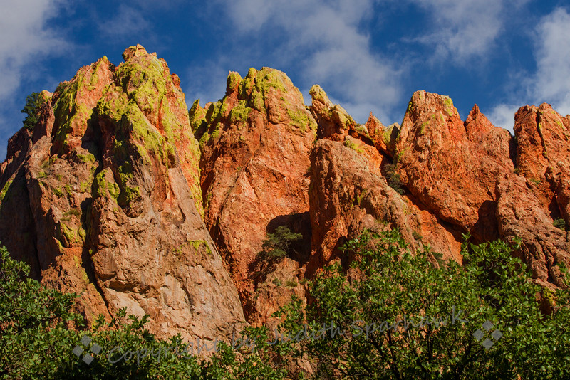 Canyon Spires