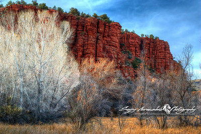 Red Rock State Park, Sedona, Arizona Decmber 1, 2012