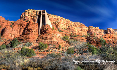 Chapel of the Holy Cross, Sedona, Arizona December 2, 2012
