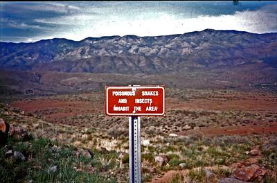 Arizona, Grand Canyon - 1990
