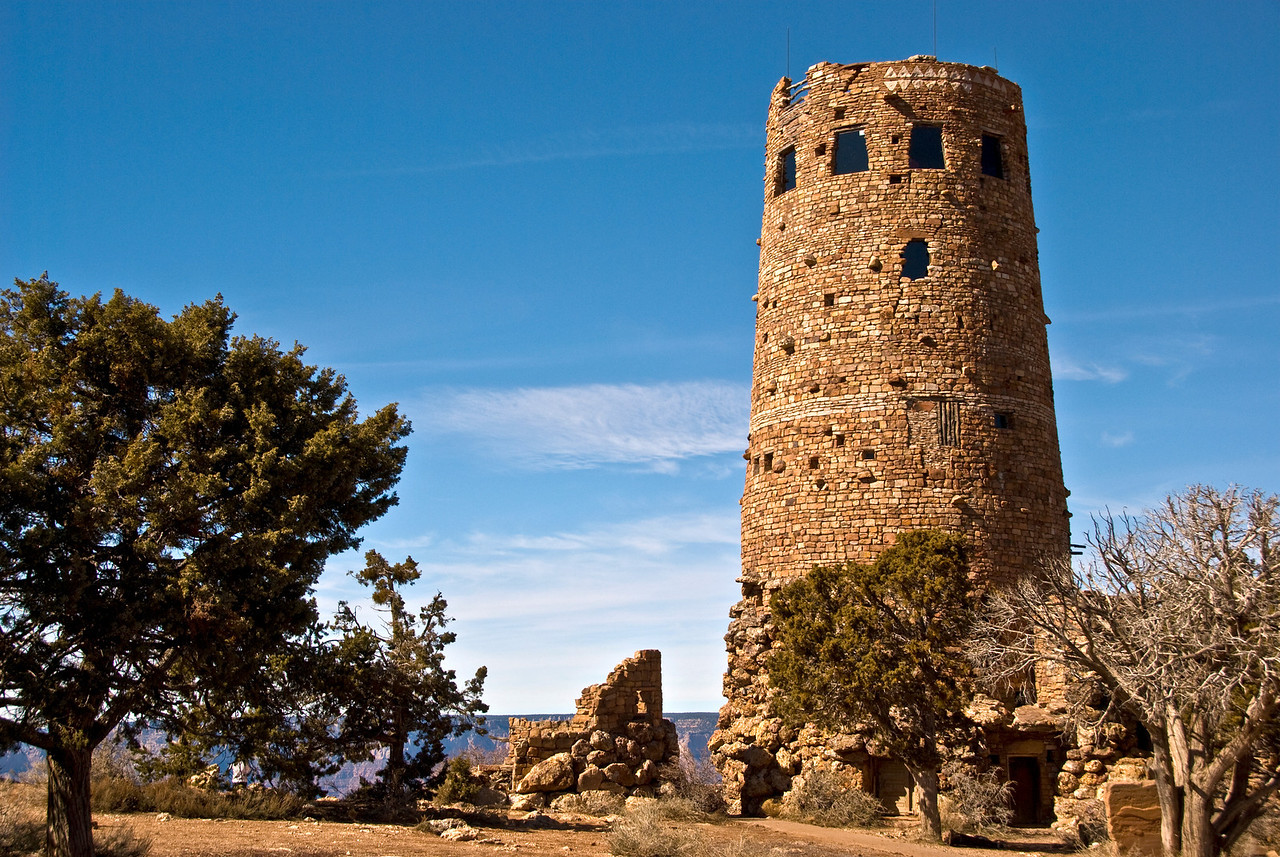 Watchtower @ Yaki Point