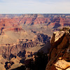 Grand Canyon view from the south rim