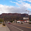 Hwy 60 through Superior, AZ. Old town Superior is off to the left, not on the main Hwy.