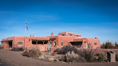 Painted Desert Inn - Along the Old Route 66