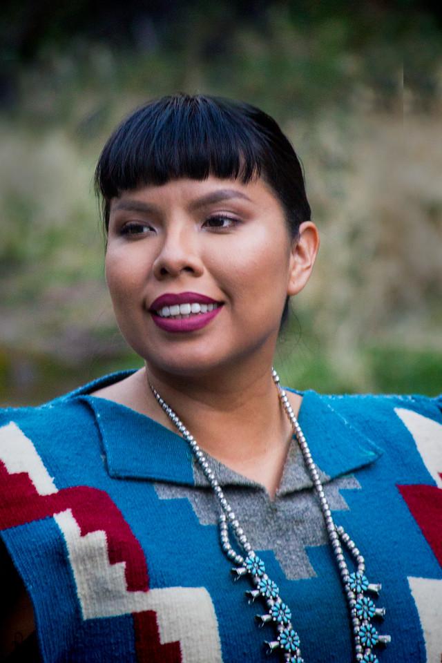 Portrait of Yolanda