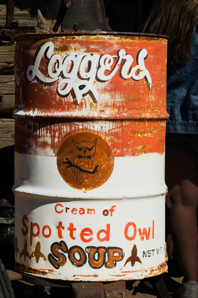 Owl Soup's On!