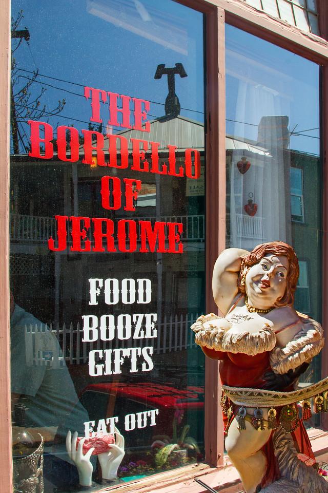 The Bordello of Jerome