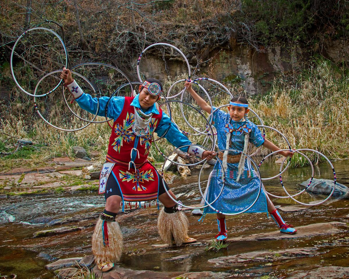 Tyrese and Kailayne Dancing