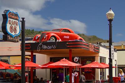 Cruisers Cafe 66