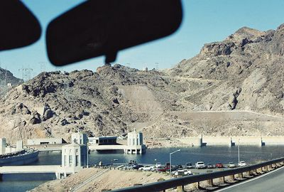 11/14/99 Hoover Dam. Arizona & Nevada border.