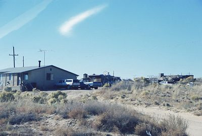 11/13/99 Hopi Reservation in Hopi Mesa area. From Chinle to Tuba, Apache County, NE Arizona (enroute to Flagstaff)