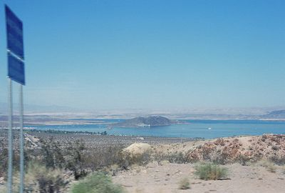 11/14/99 Lake Mead. Arizona & Nevada border.