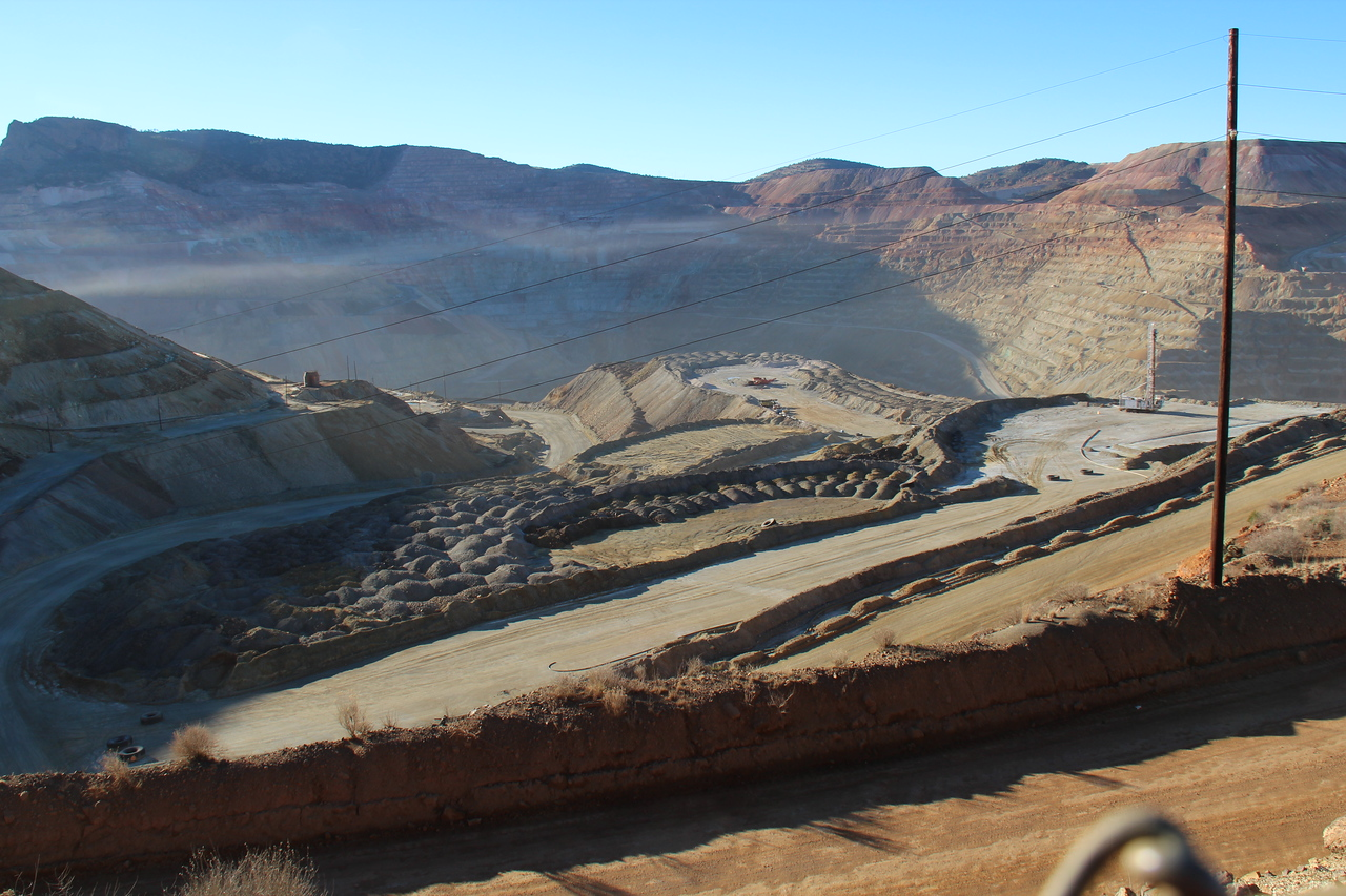 Chino Copper Mine