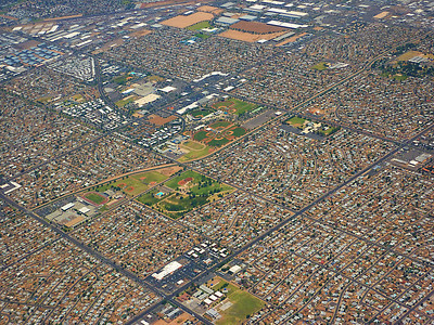 Phoenix from the air 061611