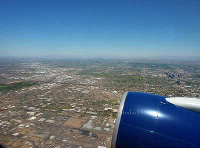 Phoenix from the air 061611 (2)