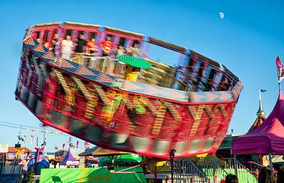 spinning Zero ride AZ fair 0045cf DEx ProC