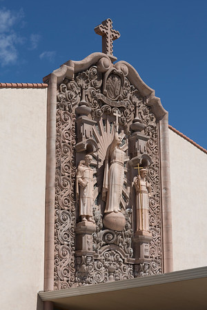 St Francis Xavier church Phx 208  0913