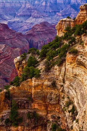 variagated rocks grand canyon 2347Hd