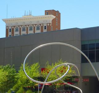 Downtown AZ sculpture 061511