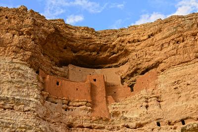 Arizona Travel Photography- Montezumas Castle National Monument