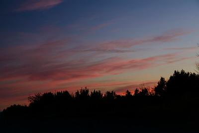 Arizona Travel Photography- Sedona Sunset