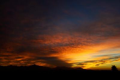 Arizona Travel Photography - Phoenix Sunset