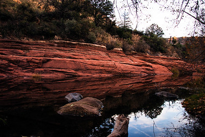 Arizona Travel Photography- Oak Creek