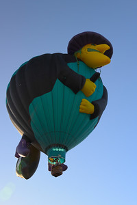 Arizona Travel Photography - Gilbert Hot Air Balloon Show